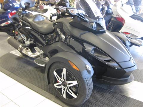 2009 Can-Am Spyder GS Limited in Wisconsin Rapids, Wisconsin