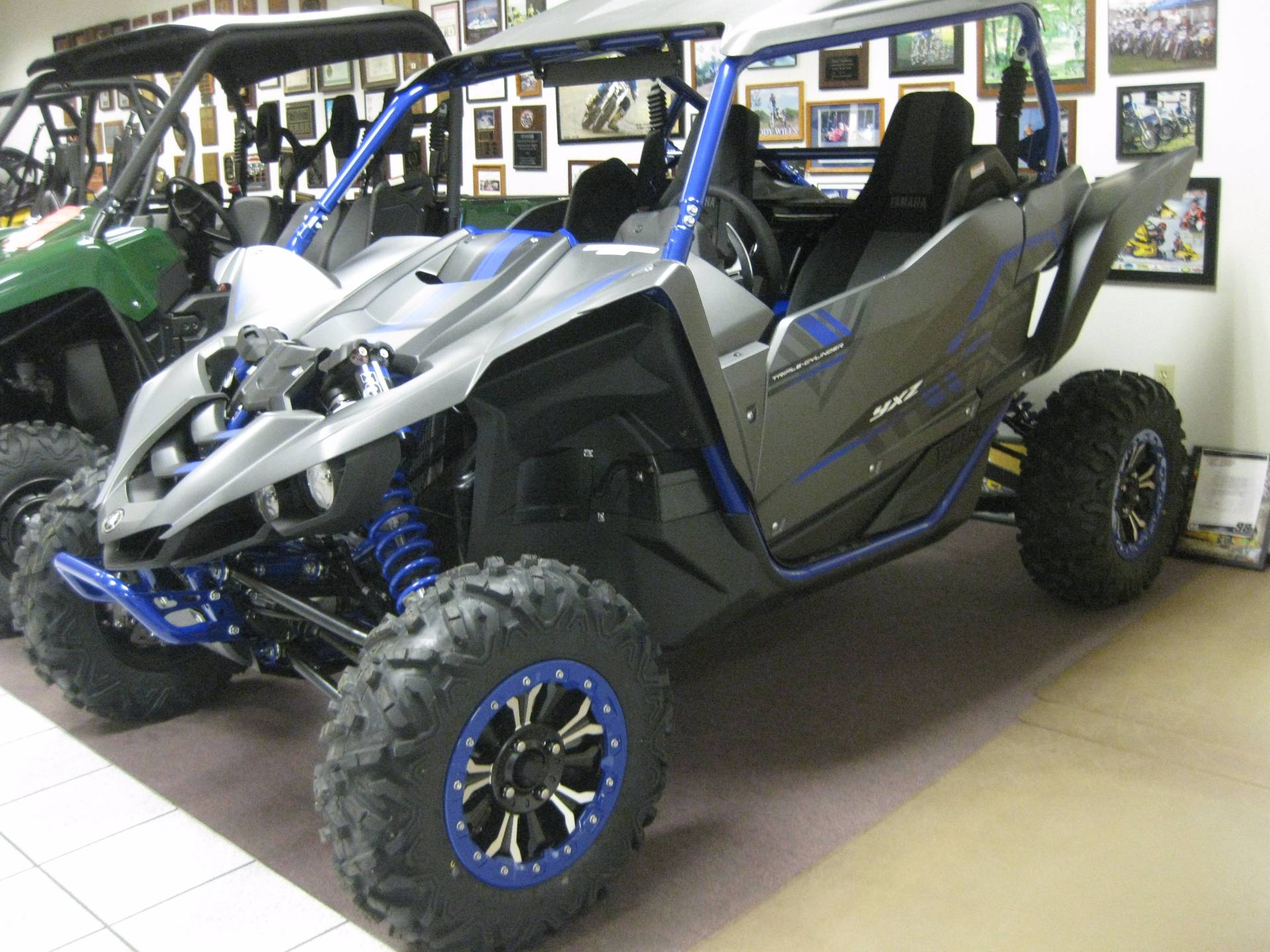 2017 Yamaha YXZ 1000R SS SE in Wisconsin Rapids, Wisconsin