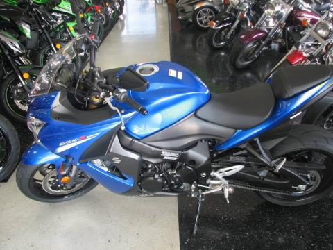 2016 Suzuki GSX-S1000 in Broken Arrow, Oklahoma