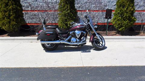 2009 Yamaha V Star 950 in Sheboygan, Wisconsin