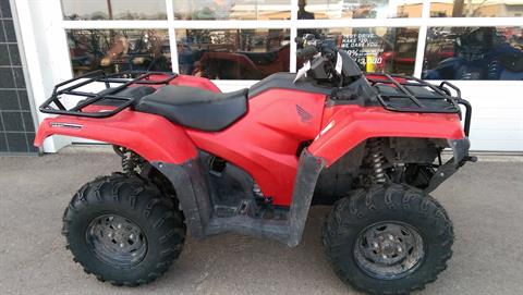 2016 Honda FourTrax Rancher 4X4 Automatic DCT IRS EPS in Rapid City, South Dakota