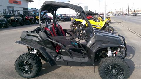 2016 CFMOTO ZForce 800 EX EPS in Rapid City, South Dakota
