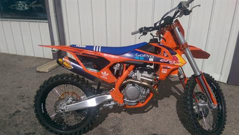 2017 KTM 250 SX-F Factory Edition in Rapid City, South Dakota