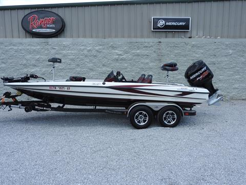 2014 Triton 21 HP in Harriman, Tennessee