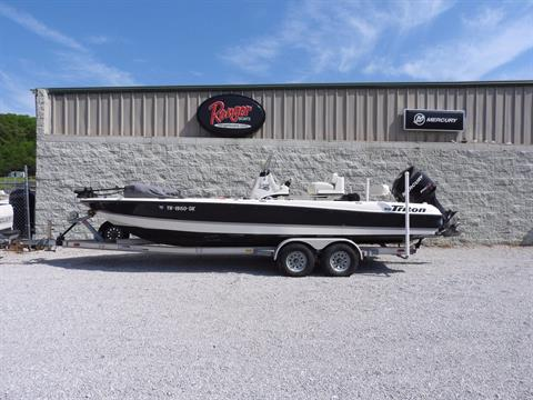2008 Triton 240 LTS in Harriman, Tennessee