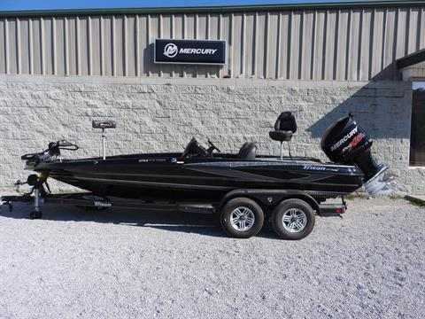 2017 Triton 20 TRX in Harriman, Tennessee