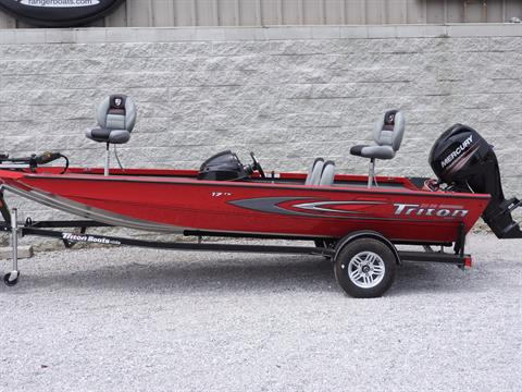 2017 Triton 17 TX in Harriman, Tennessee