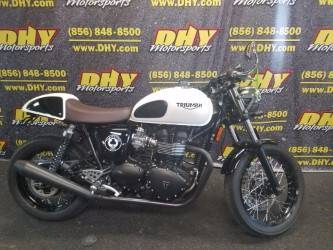 2015 Triumph Thruxton Ace in Deptford, New Jersey
