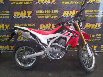 2016 Honda CRF250L in Deptford, New Jersey