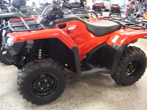 2016 Honda FourTrax Rancher in Elizabeth City, North Carolina