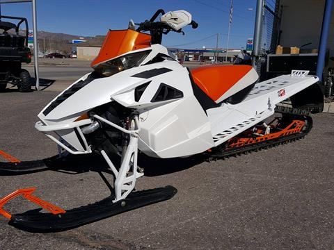 "2012 Arctic Cat M 1100 Turbo Sno Pro® 162"" Limited in Fairview, Utah"
