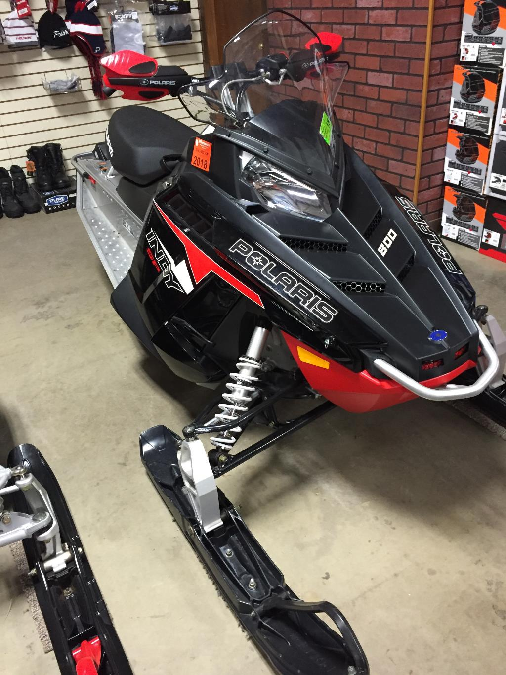 2014 Polaris 800 INDY® SP with ES in Chippewa Falls, Wisconsin