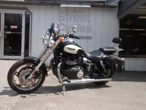 2010 Triumph Speedmaster in Falmouth, Maine