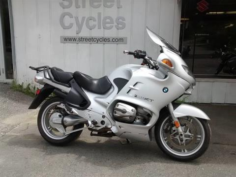 2004 BMW R1150RT in Falmouth, Maine