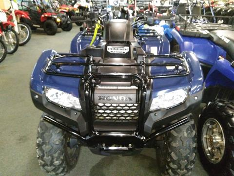 2016 Honda FourTrax Rancher 4X4 Automatic DCT in Jasper, Alabama