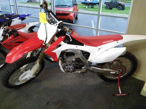 2014 Honda CRF®250R in Jasper, Alabama