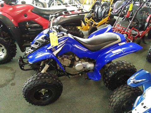 2008 Yamaha Raptor 80 in Jasper, Alabama