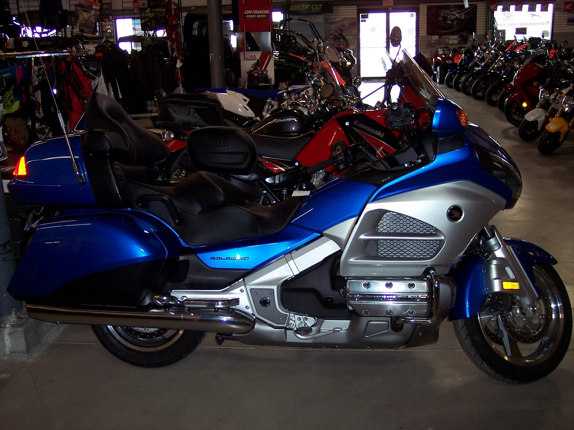 2012 Honda Gold Wing® Navi XM in Pueblo, Colorado