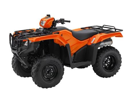 2016 Honda FourTrax Foreman 4x4 ES in Carson, California
