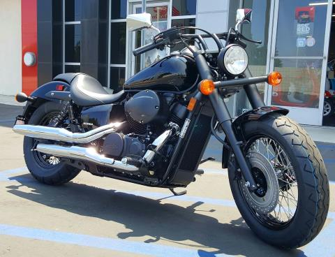 2016 Honda Shadow Phantom in Carson, California