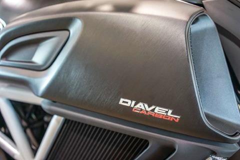 2015 Ducati Diavel Carbon in Brea, California