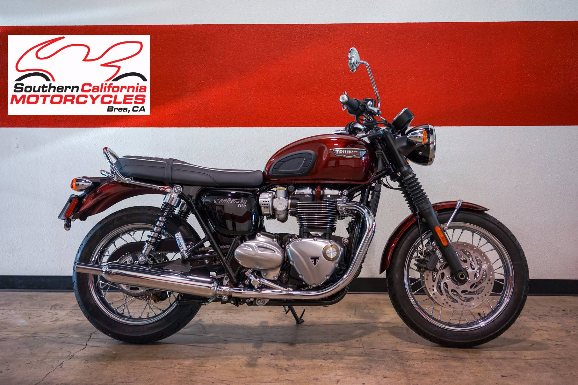 Inspired by the legendary 1959 Bonneville and styled to incorporate the originals iconic features