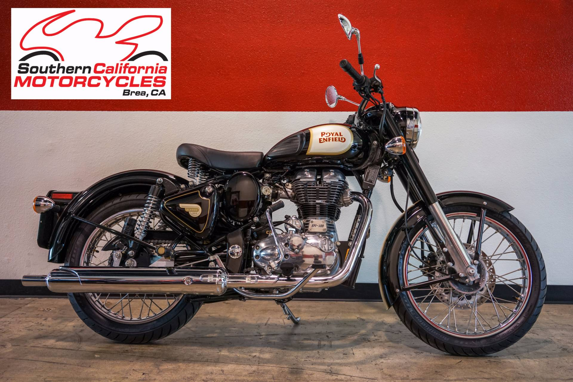 2017 Royal Enfield Classic 500 in Brea, California