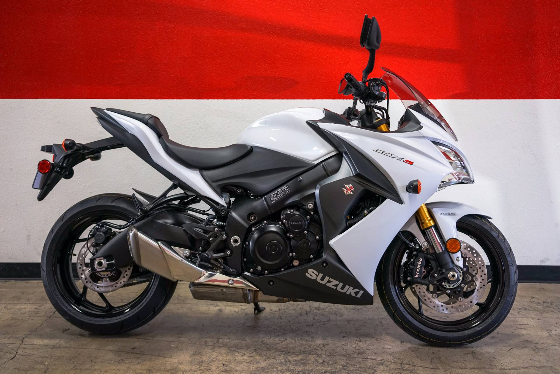 As much as a GSX-R1000 owns the racetrack the GSX-S1000F ABS owns the road Developed using the a