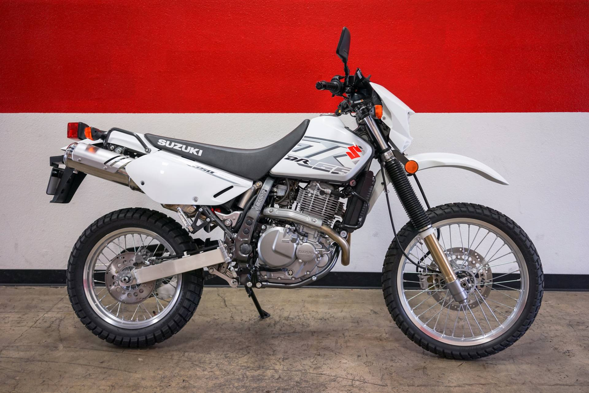 The 2018 Suzuki DR650S is quite possible the best all-around dual purpose motorcycle available to