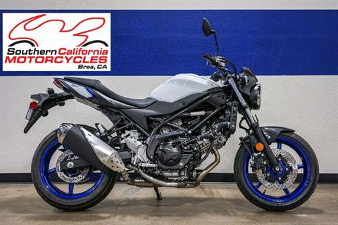 2017 Suzuki SV650 in Brea, California