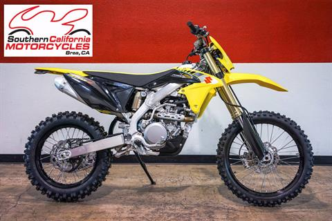 2017 Suzuki RMX450Z in Brea, California