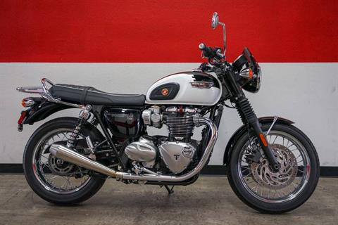 2017 Triumph Bonneville T120 in Brea, California