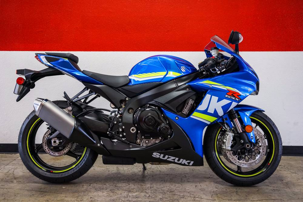 The Suzuki GSX-R600 is a class-leading sport bike worthy of its race-winning GSX-R heritage Wheth