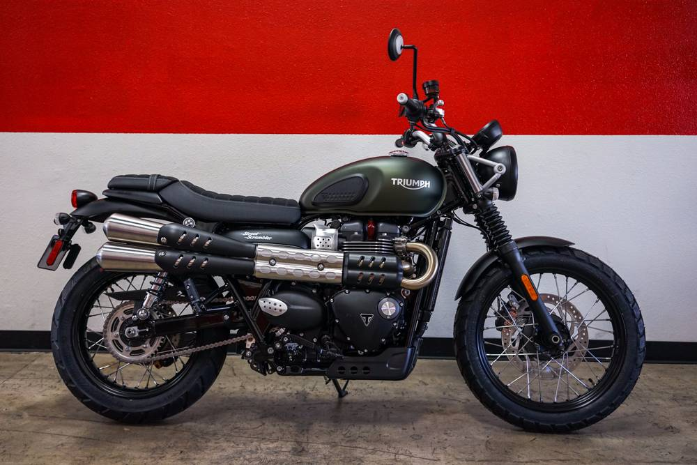 The all new Street Scrambler has been designed to deliver a more purposeful and beautiful Scramble