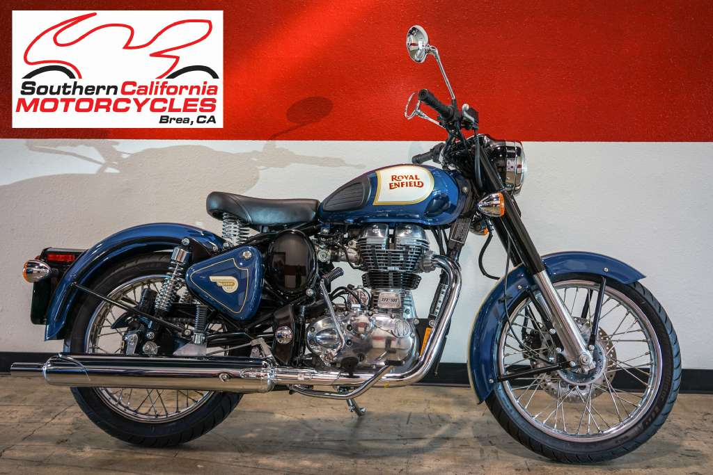 2016 Royal Enfield Classic 500 - Lagoon in Brea, California