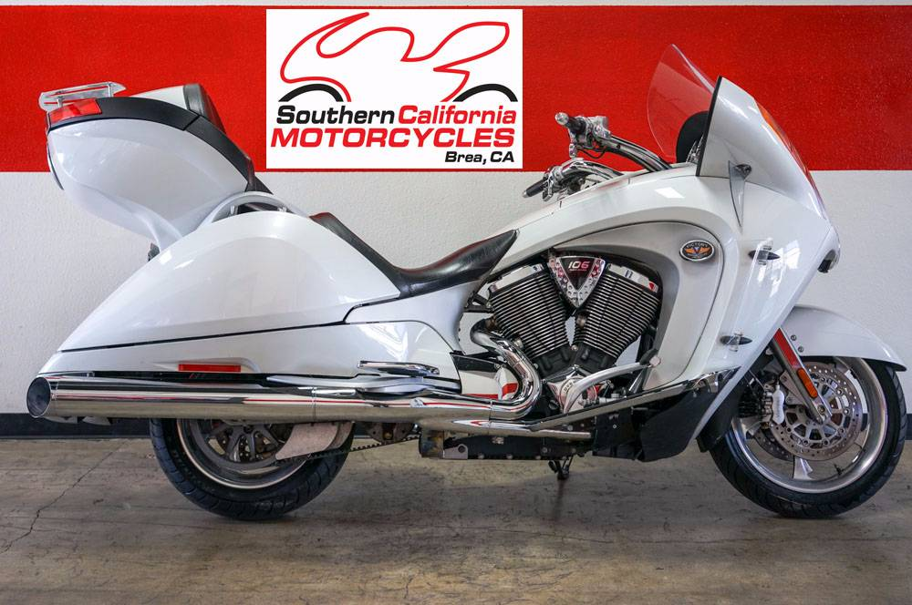 A touring motorcycle that turns heads as it turns miles The most progressive luxury-touring bike