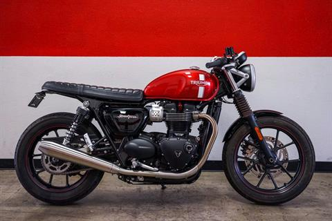 2016 Triumph Street Twin in Brea, California