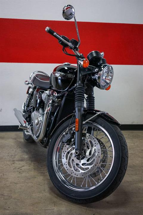 2016 Triumph Bonneville T120 in Brea, California