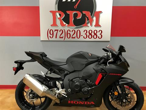 2017 Honda CBR1000RR in Dallas, Texas