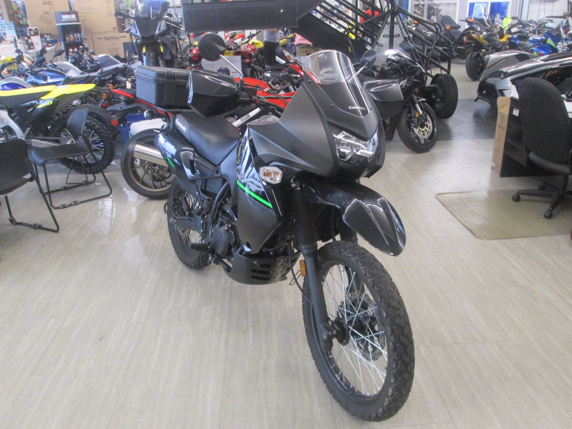 2015 Kawasaki KLR 650 in Dearborn Heights, Michigan