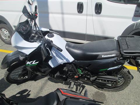 2015 Kawasaki KLR™650 in Dearborn Heights, Michigan
