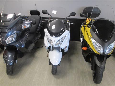 2016 Suzuki Burgman 200 ABS in Dearborn Heights, Michigan