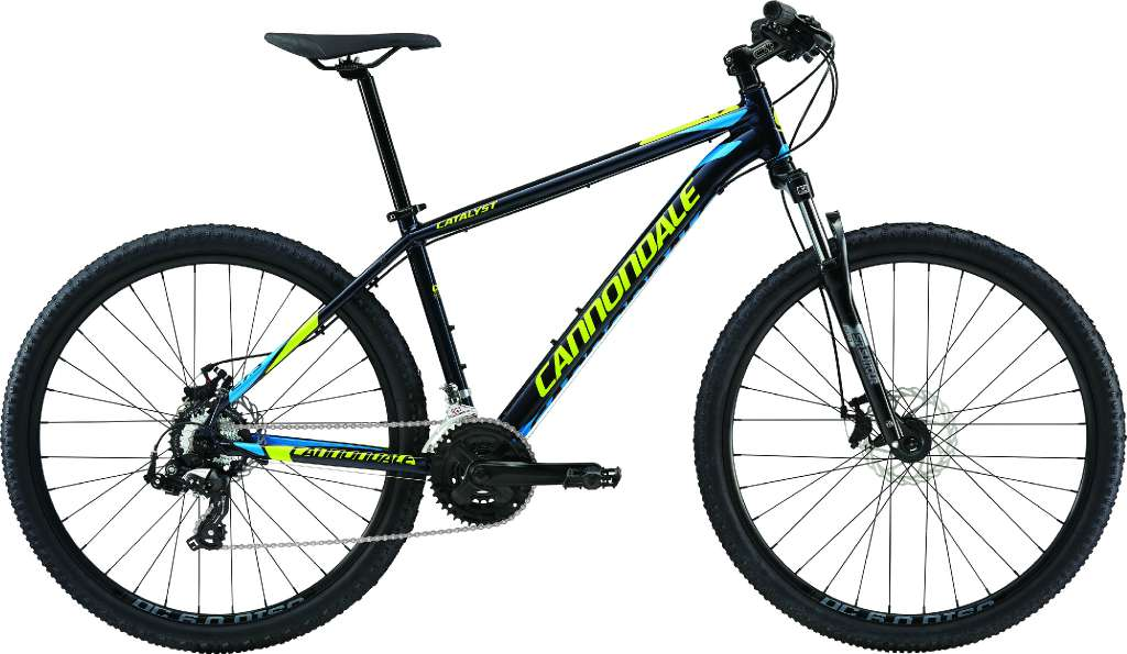 "2016 Cannondale Catalyst 4 27.5"" Mountain bike in Howell, Michigan"