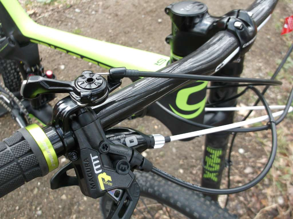2015 Cannondale 2015 Trigger 27.5 Carbon Team in Howell, Michigan