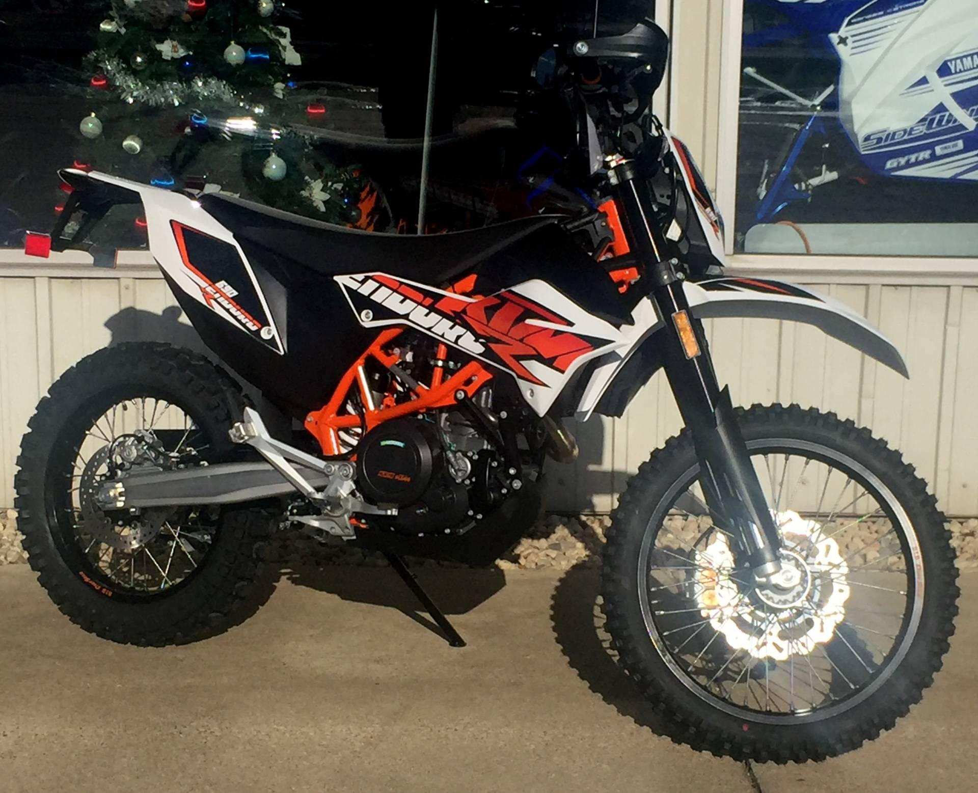 2017 KTM 690 Enduro R in Hobart, Indiana