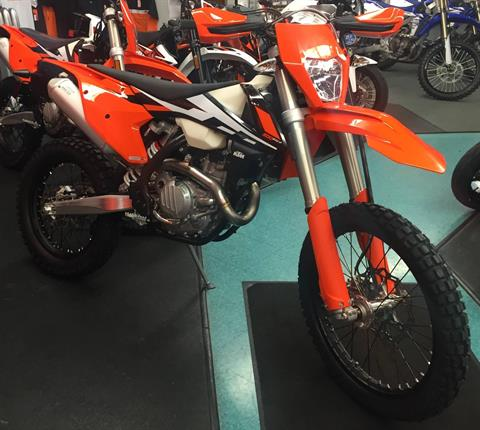 2017 KTM 500 EXC-F in Hobart, Indiana