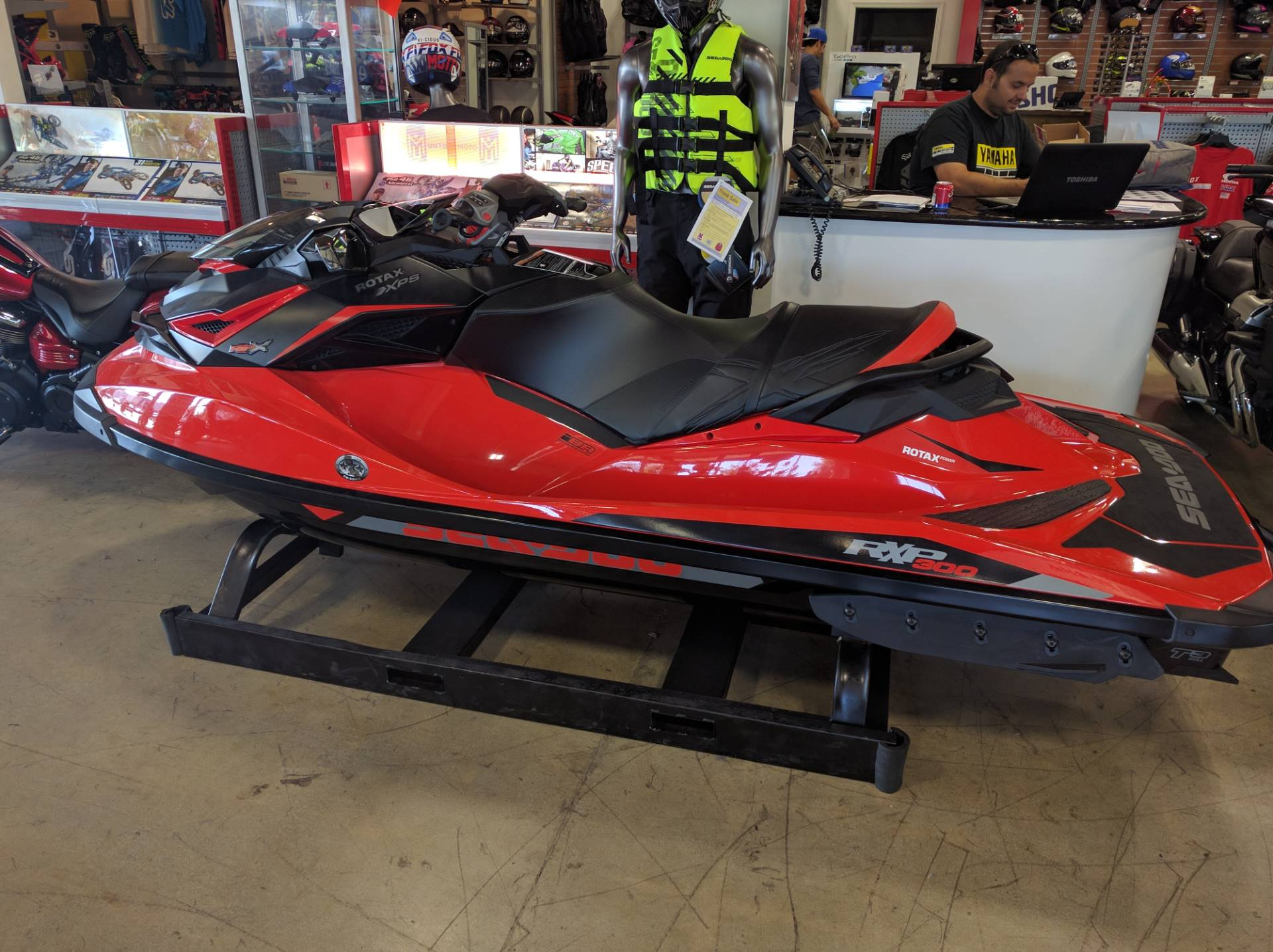 2016 Sea-Doo RXP-X 300 in La Habra, California