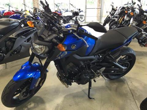 2016 Yamaha FZ-09 in La Habra, California
