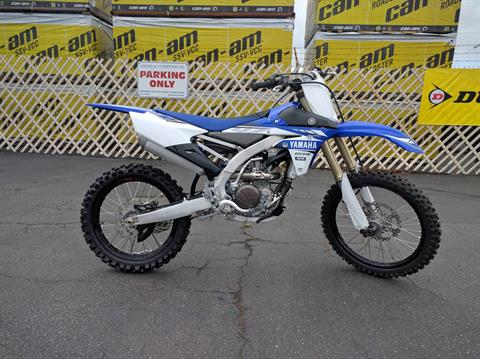 2017 Yamaha YZ250F in La Habra, California