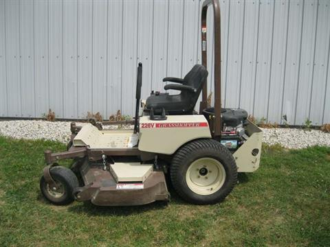 2011 Grasshopper 226V-61 in Calmar, Iowa